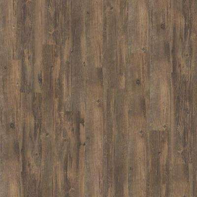 Austin 6 in. x 48 in. Manor Resilient Vinyl Plank Flooring (19.44 sq. ft. / case)