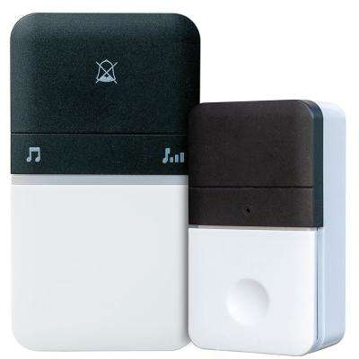 Wireless Battery Free Door Bell with Button