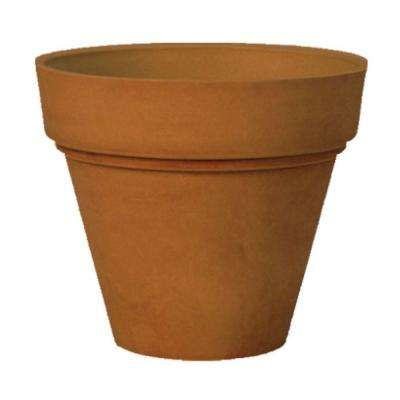 Traditional 21-1/2 in. x 20 in. Chocolate PSW Pot