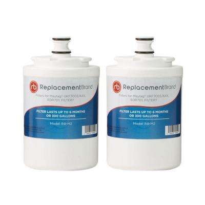 UKF7003 Comparable Refrigerator Water Filter (2-Pack)