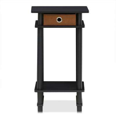 Modern Tall Above 25 In Drawers End Tables Accent Tables