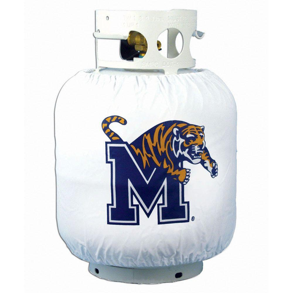 Team Sports America Memphis NCAA Grill Propane Tank Cover