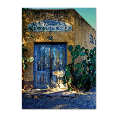 47 in. x 30 in. Elysian Grove Market Canvas Art