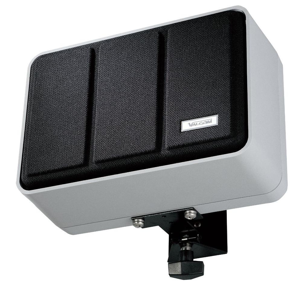 Valcom High-Fidelity Signature Series Monitor Speaker - Gray