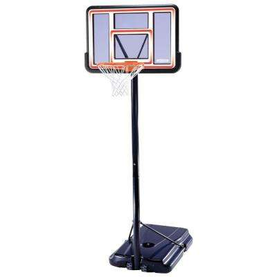 44 in. Portable Fusion Basketball System