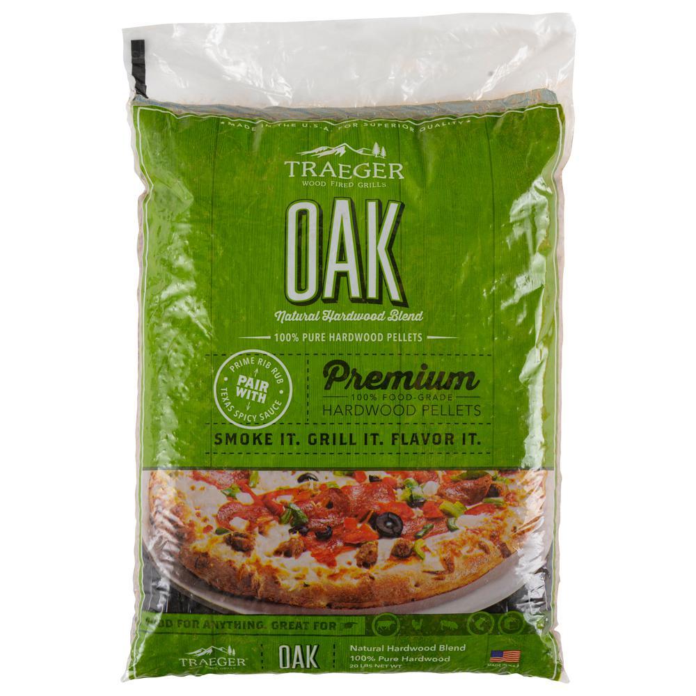 20 lb. Oak Wood Pellets