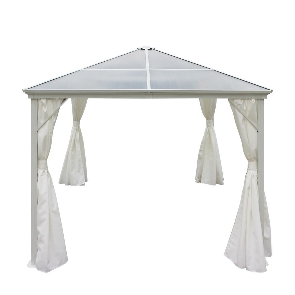 Image result for white canopy house