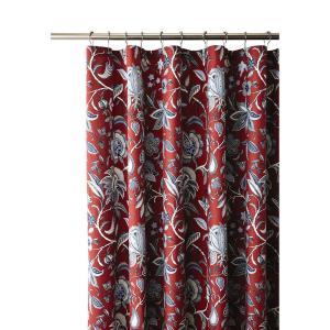 Home Decorators Collection Heritage Garden 72 inch Shower Curtain in Patriotic by Home Decorators Collection
