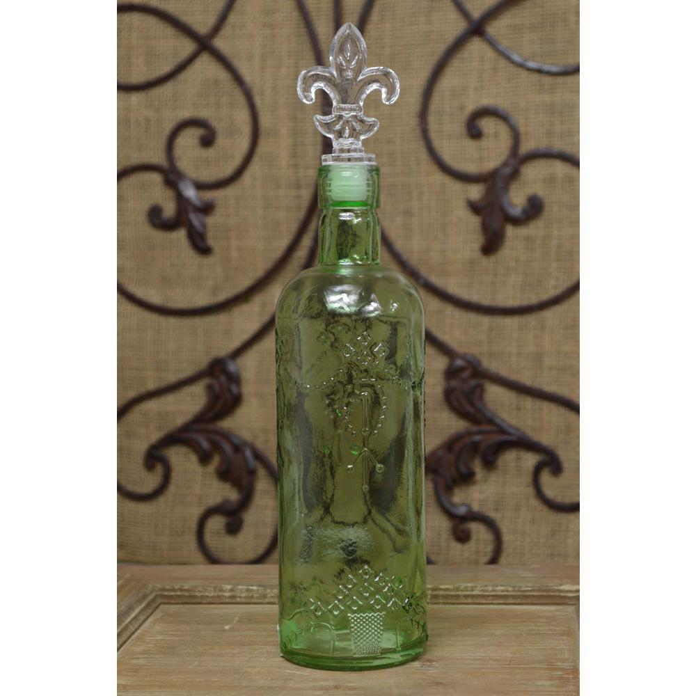 Decorative Glass Bottle
