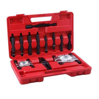 Bar-Type Puller/Bearing Separator Set in Blow Molded Carrying Case (12-Piece)