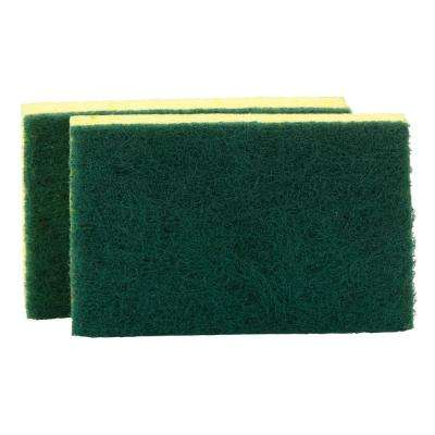 Scotch-Brite Heavy Duty Scrub Sponge (2-Pack)