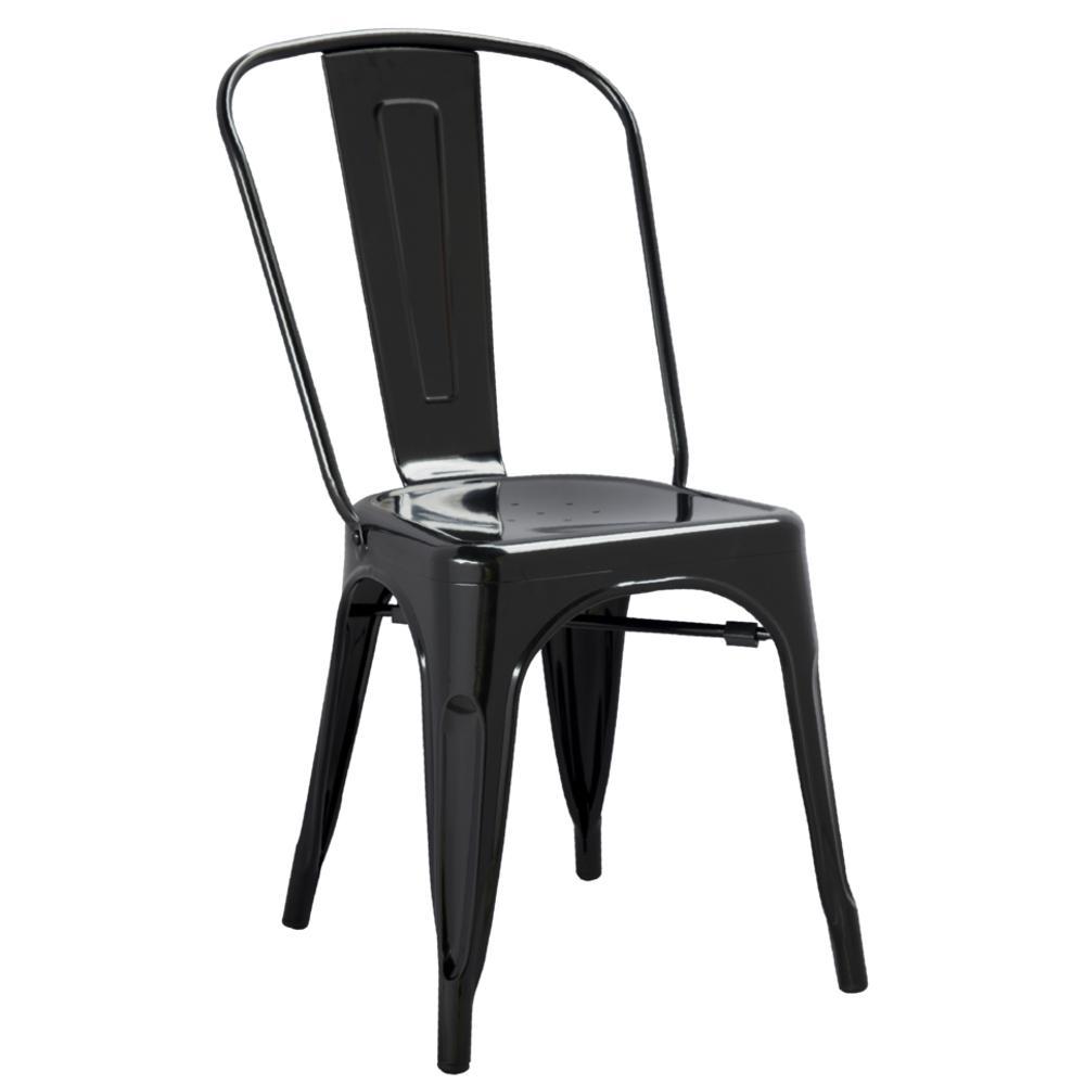 Black Talix Dining Chair