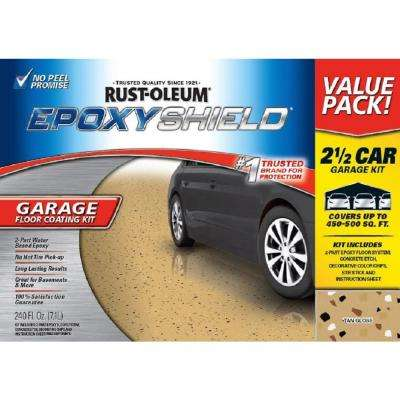 Rust Oleum Epoxyshield Concrete Basement Amp Garage Floor
