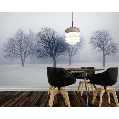 Winter Trees Wall Mural