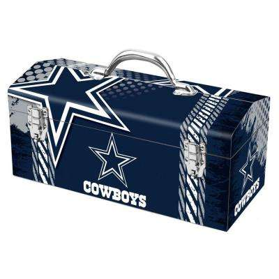 7.2 in. Dallas Cowboys NFL Tool Box