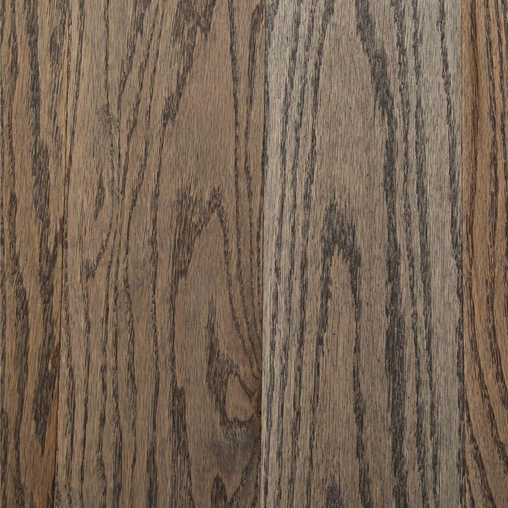 Bruce American Originals Coastal Gray Oak 3 4 In Thick X 5
