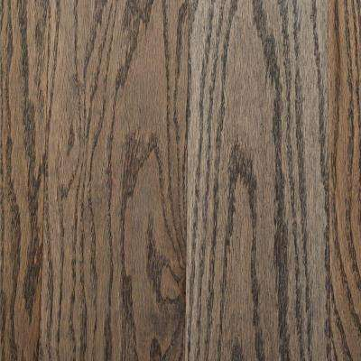 American Originals Coastal Gray Oak 3/4 in. Thick x 5 in. Wide x Random Length Solid Hardwood Flooring (23.5sq.ft./case)