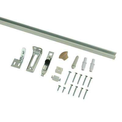 30 in. Bi-Fold Door Hardware Set
