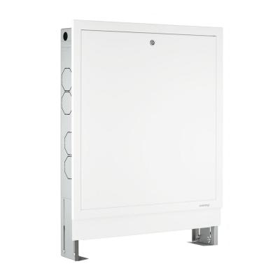 F-Digital Deluxe Rough-In for Spa Showers Base Unit in White