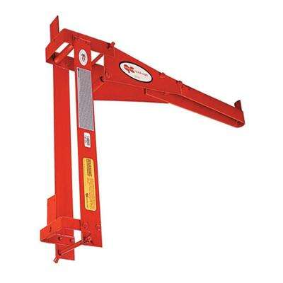 Pump Jack Guard Rail/Work Bench