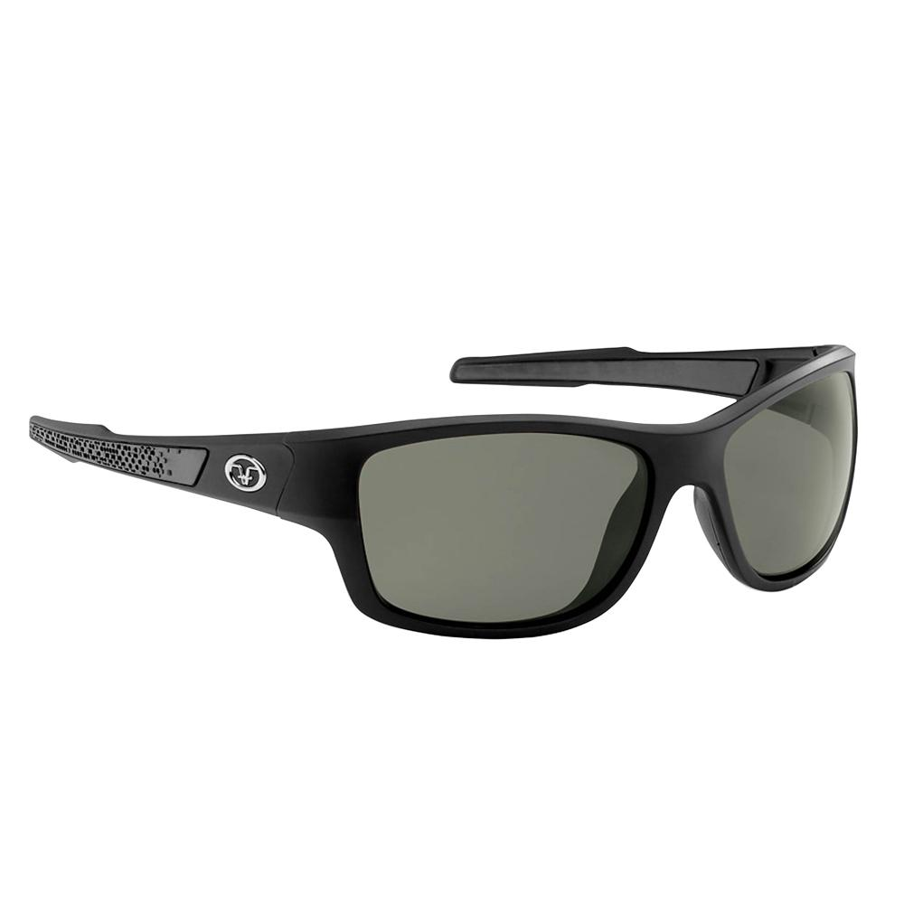 07ee28bd61 Flying Fisherman Down Sea Polarized Sunglasses Matte Black Frame ...