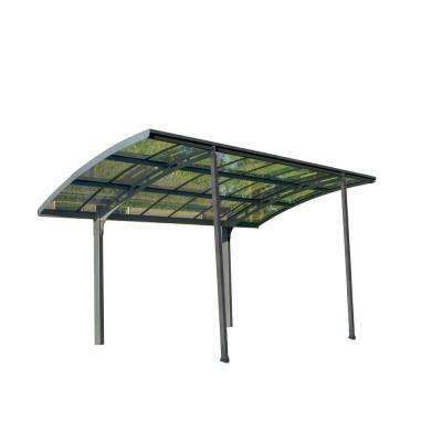 Arizona 5000 Breeze 9 ft. 6 in. x 16 ft. 3 in. x 9 ft. H Carport with Detachable Winter Support Kit