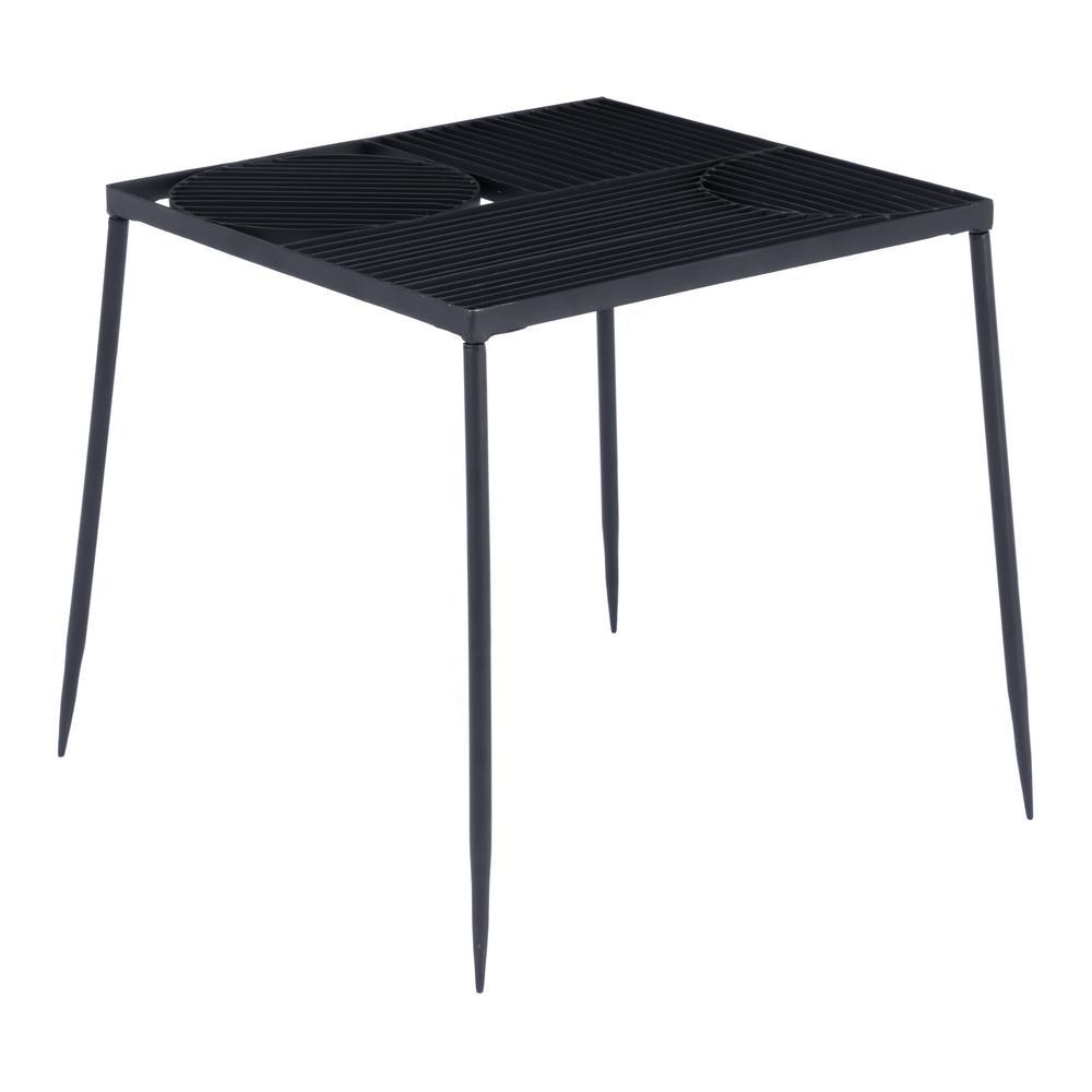 Arti Black End Table