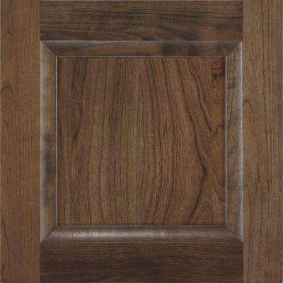 Cabinet Door Sample In Huchenson Mink