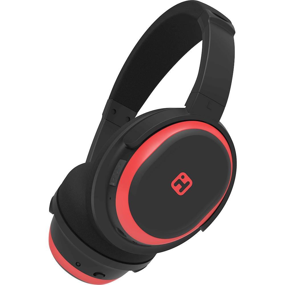 Bluetooth Noise Canceling Rechargeable Headphones