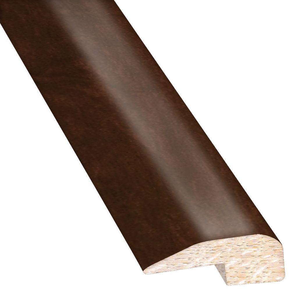 Maple Bronze 0.88 in. Thick x 2 in. Wide x 78
