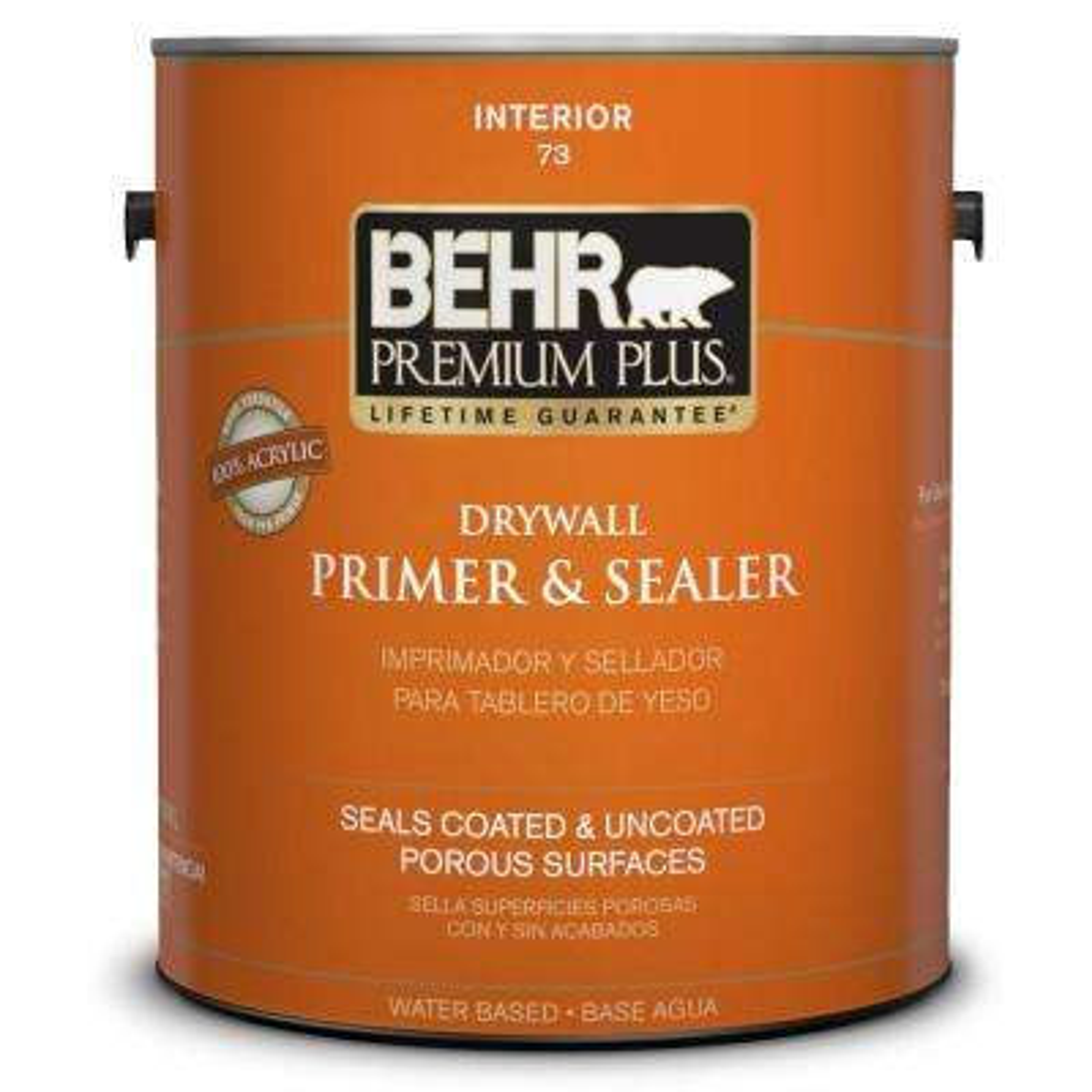1 gal. Drywall Primer and Sealer