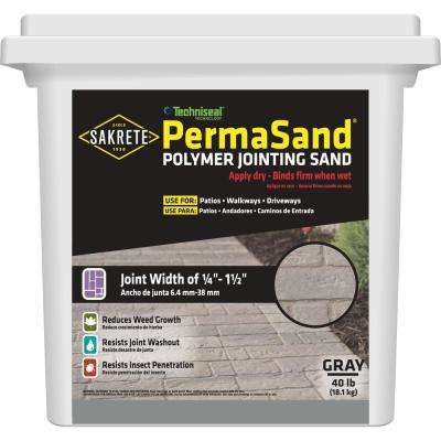 PermaSand 40 lb. Gray Paver Joint Sand
