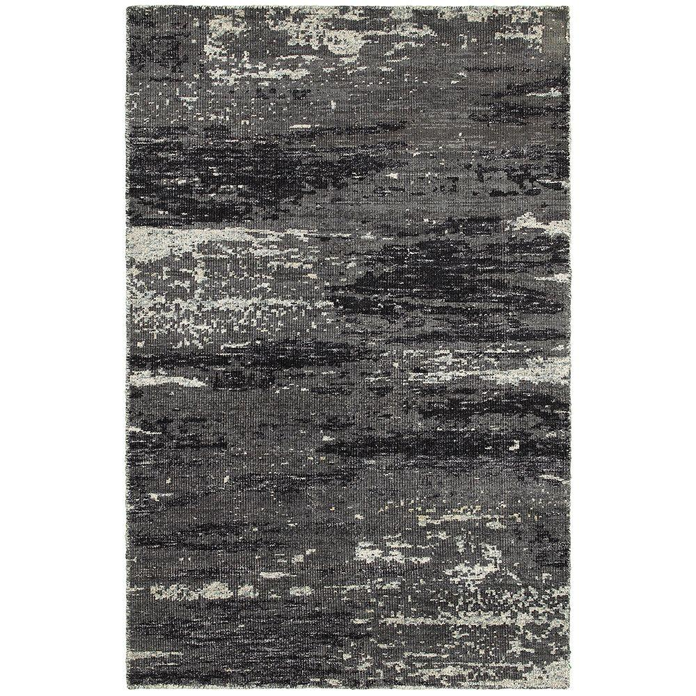 Nisha Gray/Multi 9 ft. x 12 ft. Indoor Area Rug