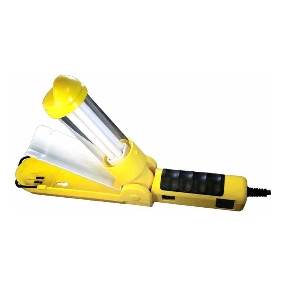 HDX 26-Watt Fluorescent Flip-Up Work Light
