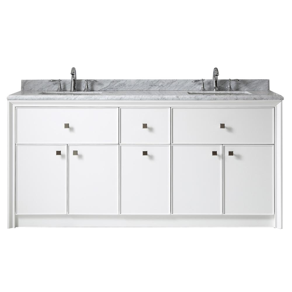 vanity sheffield vanities van shipping modern set wht white dbl free wyndham collection wc double bathroom by