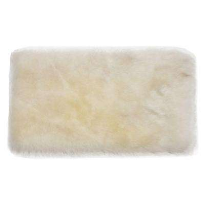 10 in. x 1 in. Lambskin Floor Applicator Refill Pad