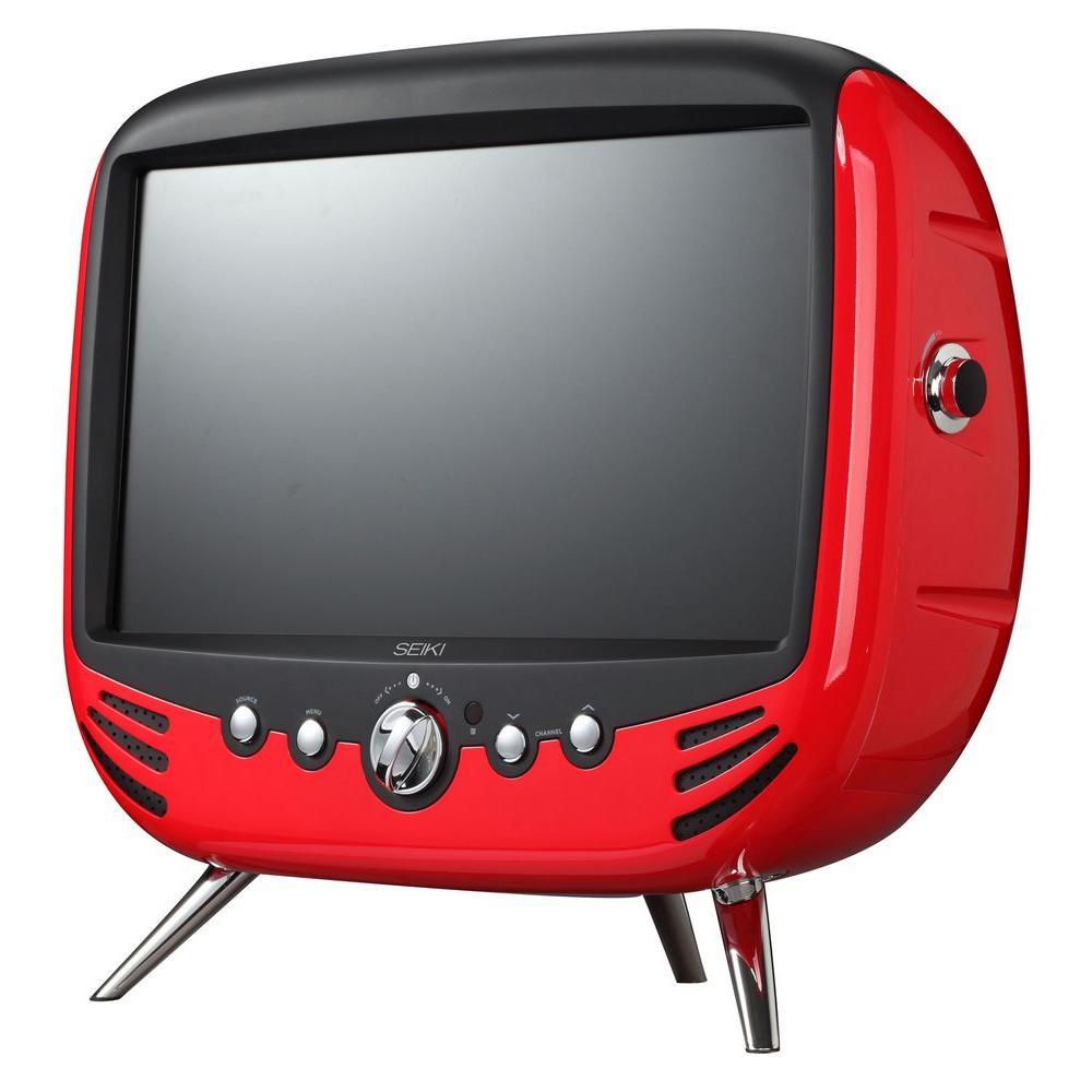 SEIKI Retro Design 22 in. Class LED 1080p 60Hz HDTV-DISCONTINUED