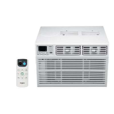 ENERGY STAR 8,000 BTU 115-Volt Window Air Conditioner with Dehumidifier and Remote