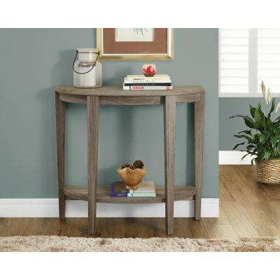monarch specialties - console table - the home depot