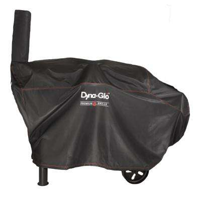 75 in. Barrel Charcoal Grill Cover