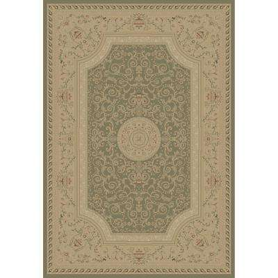 Imperial Savonnerie Heather 6 ft. 7 in. x 9 ft. 6 in. Area Rug