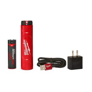Milwaukee REDLITHIUM USB Battery and Charger by Milwaukee