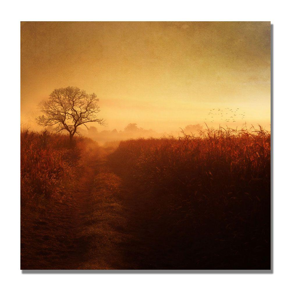 Trademark Fine Art 24 in. x 24 in. Locked Out Canvas Art-DISCONTINUED