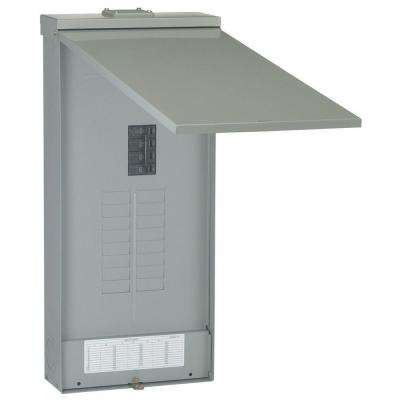 PowerMark Gold 150 Amp 16-Space 32-Circuit Main Breaker Outdoor Circuit Panel
