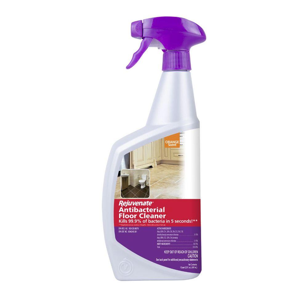 32 oz. Antibacterial Floor Cleaner