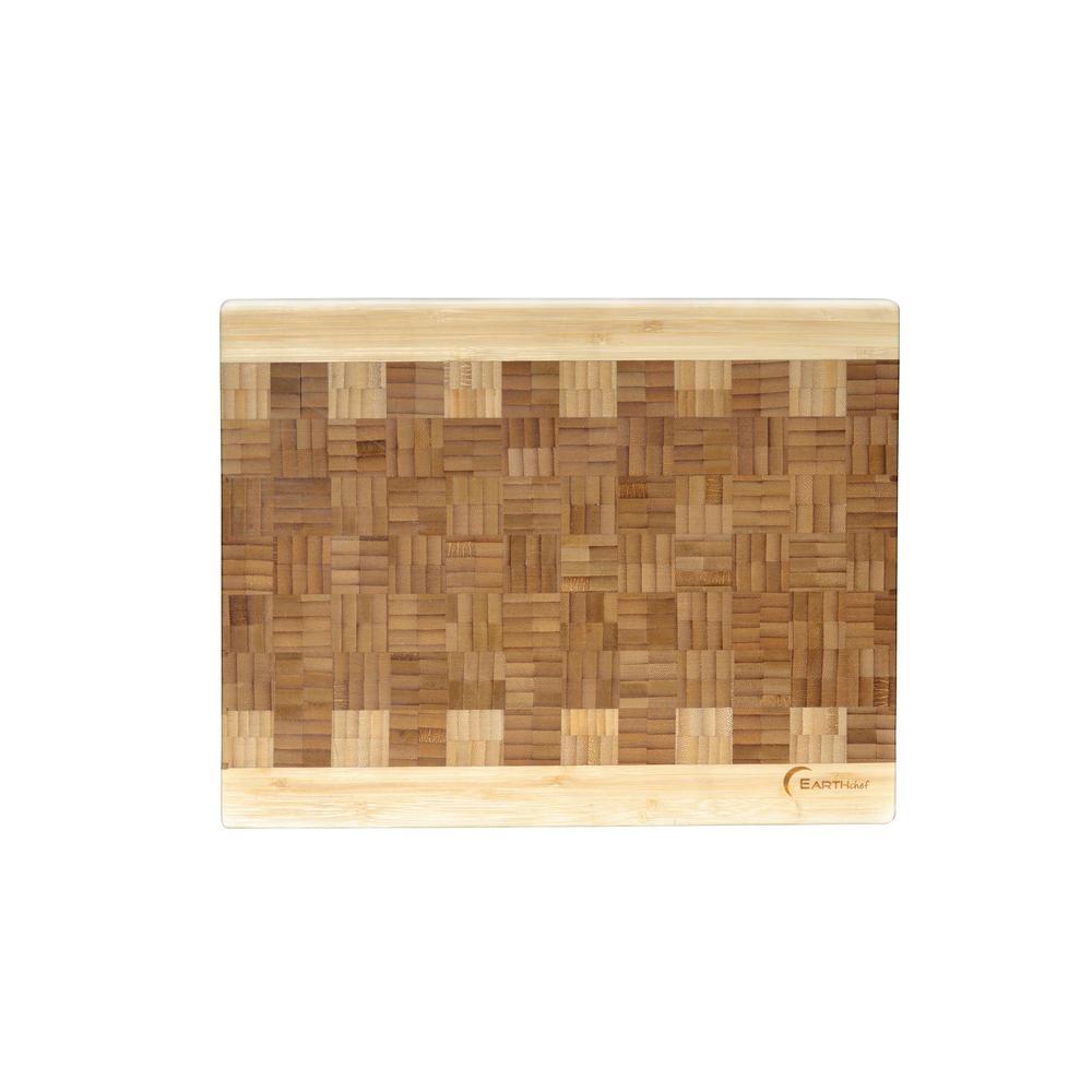 EarthChef Small Bamboo Chop Block