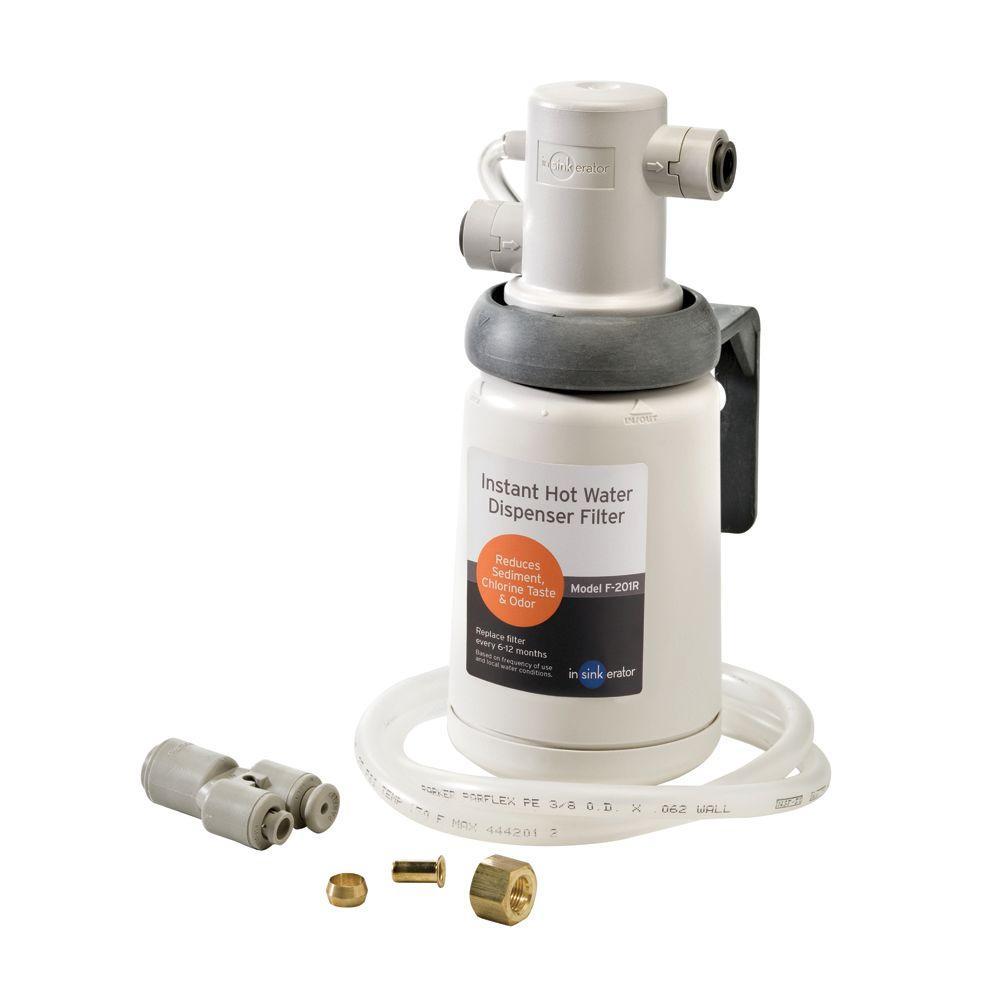 InSinkErator Instant Hot Water Dispenser Filtration System