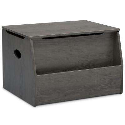Nolan Crafted Grey Toy Box