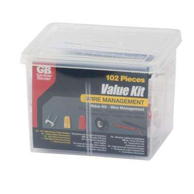 102-Pc Electrical Value Kit