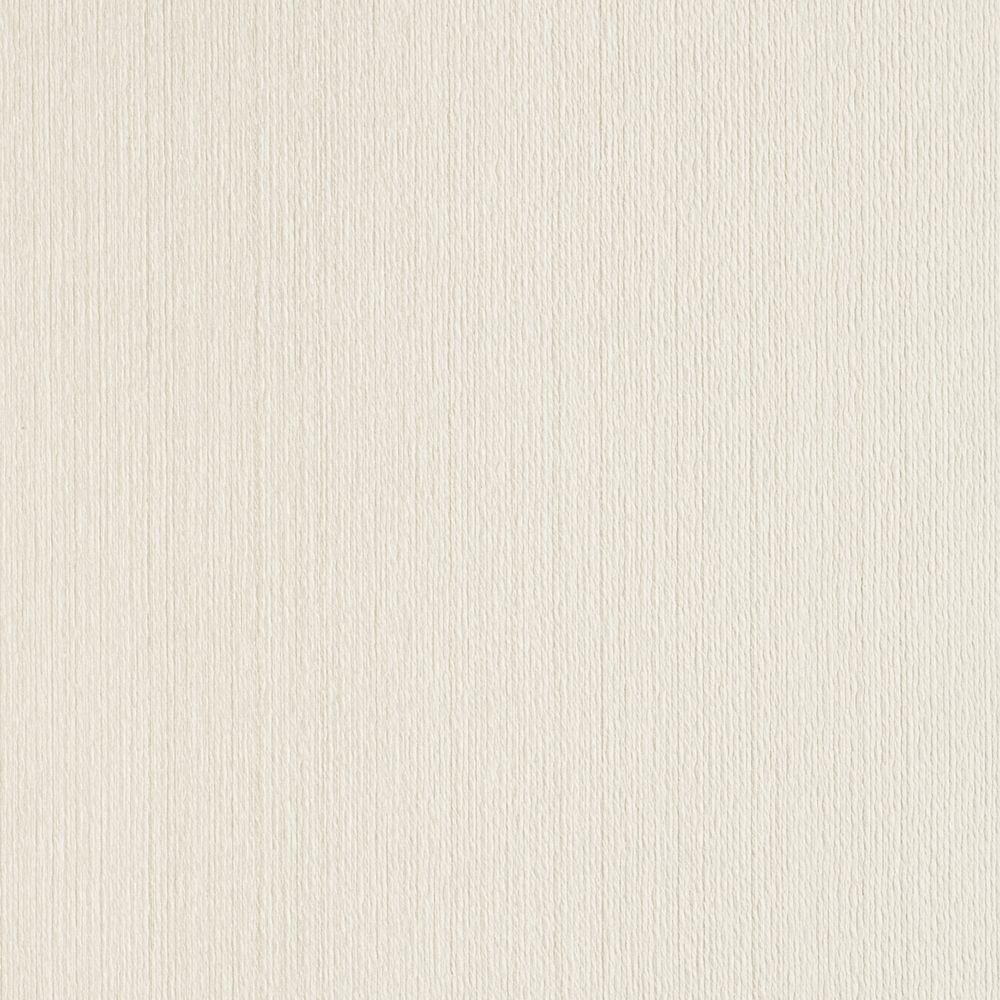 null Dampierre White Stripe Texture Wallpaper
